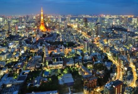 Tokyo – Thành phố tráng lệ của Nhật Bản