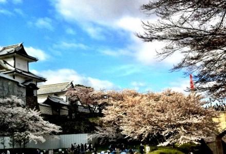 Vẻ đẹp của thành phố cổ Kanazawa, Nhật Bản