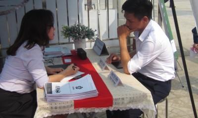 ISSHIN tư vấn tại ngày hội nghề nghiệp, việc làm tỉnh Hưng Yên (T5/2017)