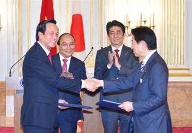 MOC – Bản ghi nhớ hợp tác về chế độ thực tập sinh kỹ năng – Đánh dấu quan hệ hợp tác lao động mở rộngViệt Nam-Nhật Bản