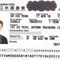 Thủ tục xin cấp visa cho người đi xuất khẩu lao động Nhật Bản