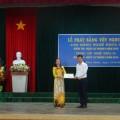 ISSHIN tham dự Lễ tốt nghiệp và trao bằng của trường Cao đẳng Kỹ thuật Công nghệ Quy Nhơn