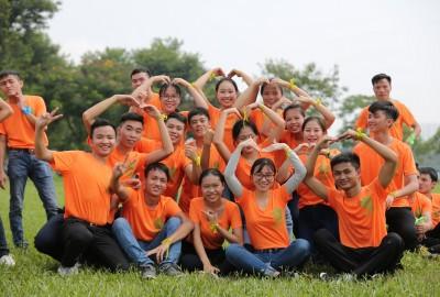 '203 sắc thái' phiên bản teambuilding ISSHIN 2018
