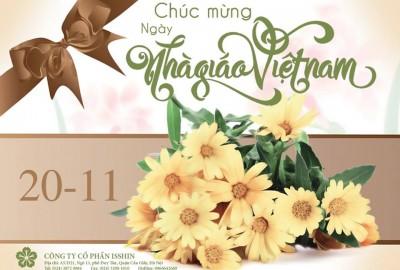 Học viên ISSHIN tưng bừng lễ hội tháng 11 – Tri ân Ngày Nhà giáo Việt Nam 20/11