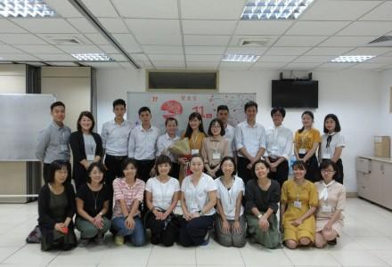 HAPPYOKAI K77 – Sôi nổi cuộc thi thuyết trình tiếng Nhật!