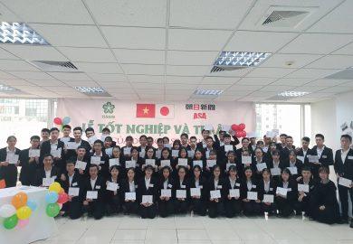 Du học Nhật Bản: Tuyển du học sinh chương trình học bổng ISSHIN – ASAHI