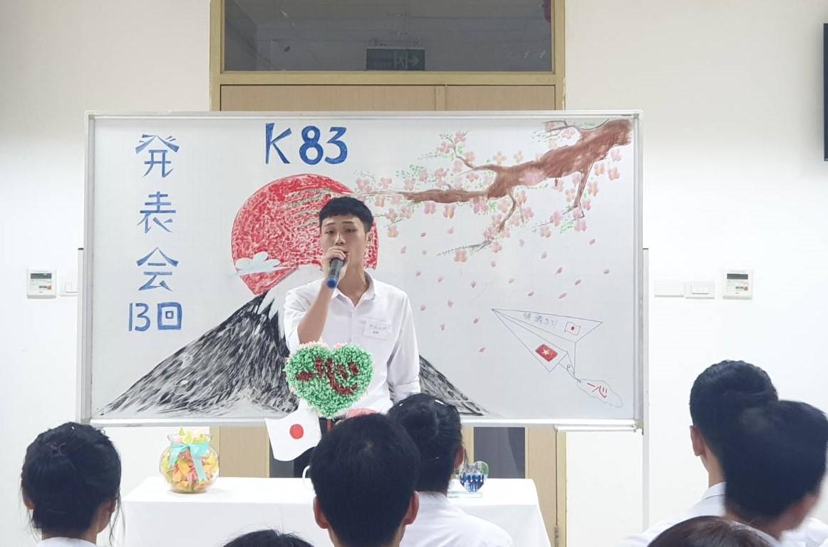 Buổi Happyoukai – Isshin K83