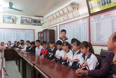 Chương trình sơ tuyển của Isshin tại các tỉnh