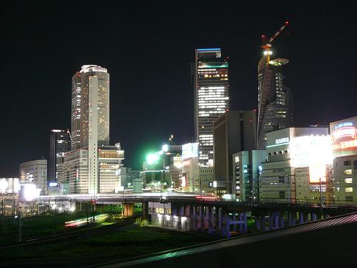 Đơn giàn giáo Nagoya Nhật Bản