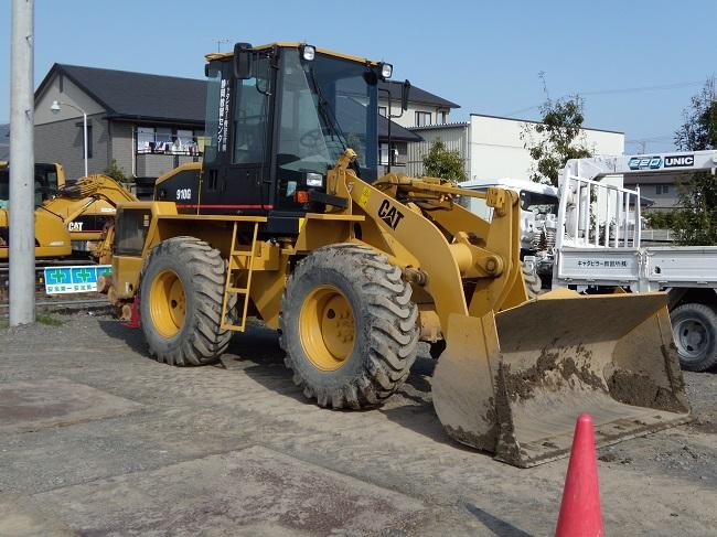 Đơn hàng lái máy xây dựng Nhật Bản